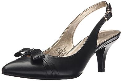 73ac1440f7 Amazon.com | Bandolino Women's IARA, Black, 6.5 M US | Pumps