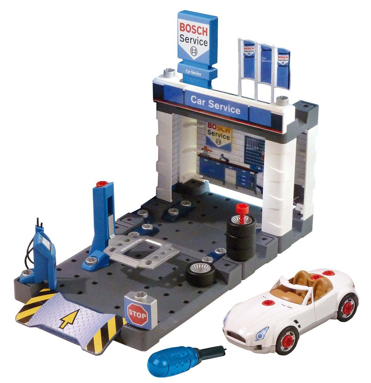 Bosch Werkstatt Kinderspielzeug - Theo Klein 8648 - BOSCH Autowerkstatt