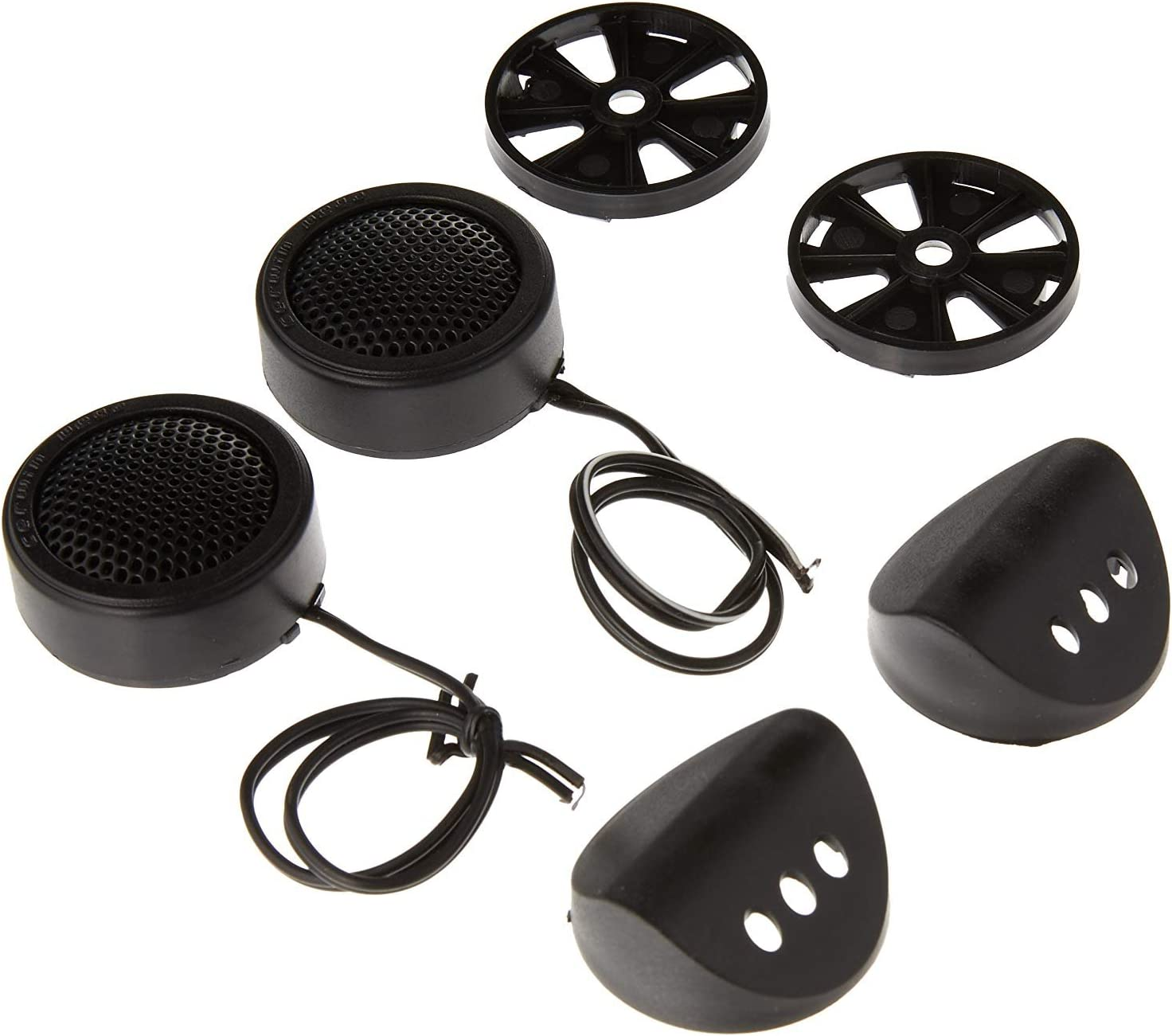 High Performance Piezo Tweeters for Car Audio 1.5 400 Watts 4 ohm Super High Frequency 1 Pair