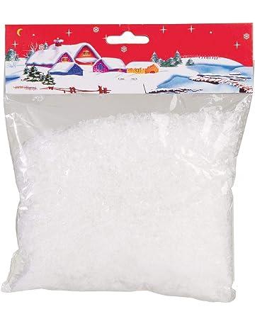 70 g Weihnachtsdeko Schnee 4,14€//100g Dekoschnee schwarz zum Streuen ca