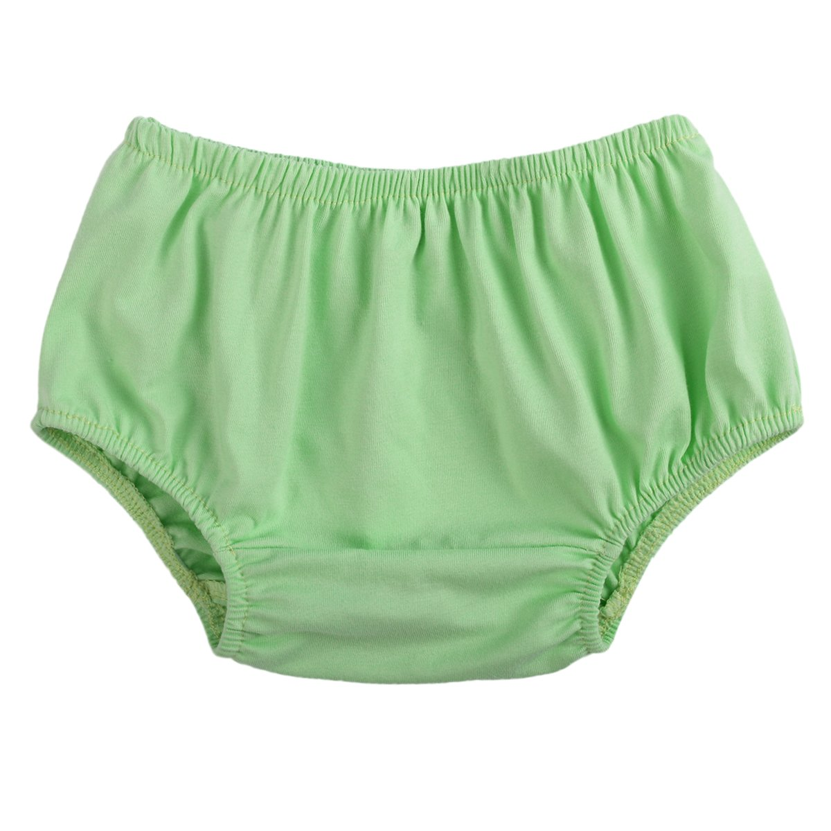Baby Girl Boy Toddler Cotton Basic Diaper Cover Bloomers Short Underwear Panties