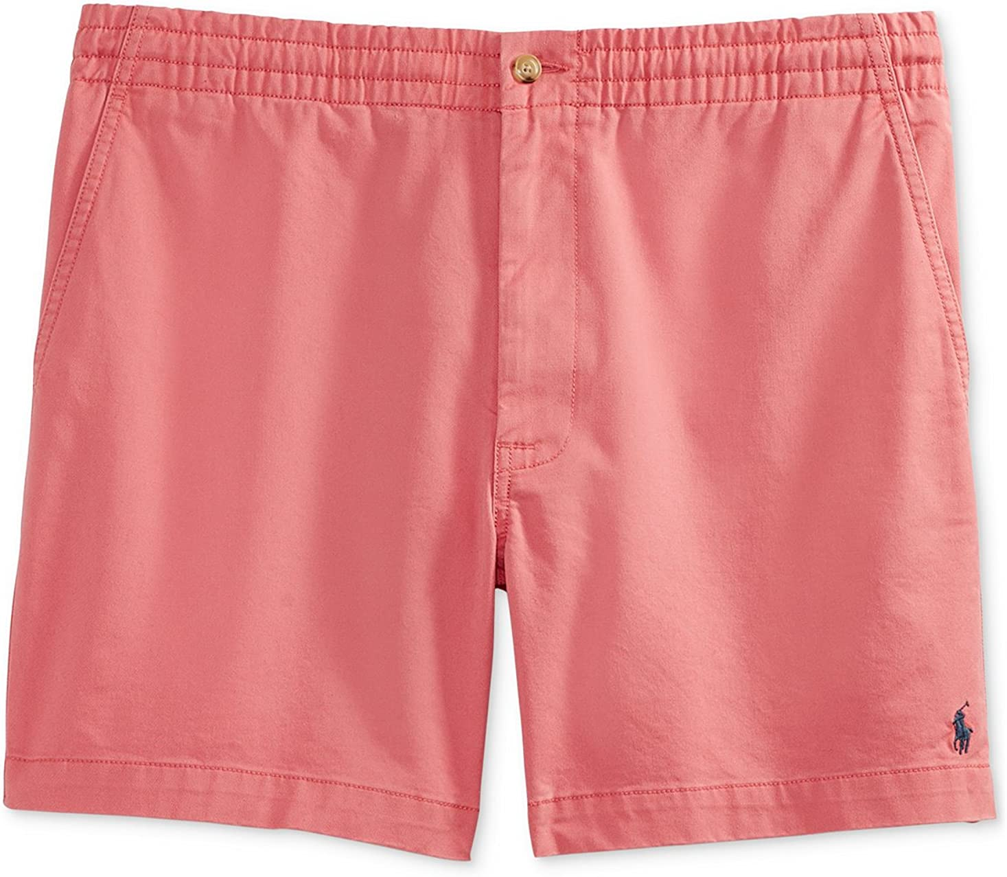 "Polo Ralph Lauren Men/'s Classic Fit 6/"" Drawstring Pony Shorts Pants Great Gift"