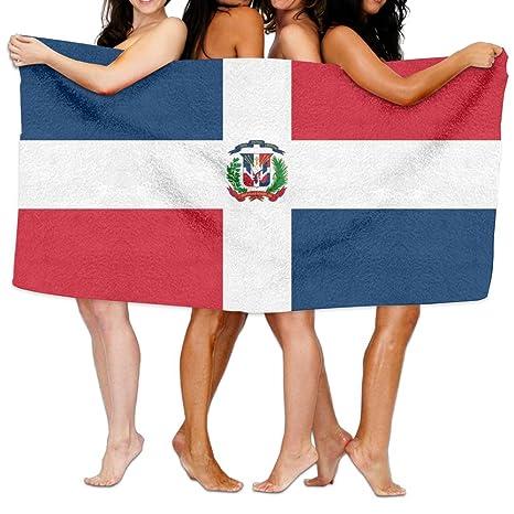 Amazon.com: Toalla de playa bandera de la República ...