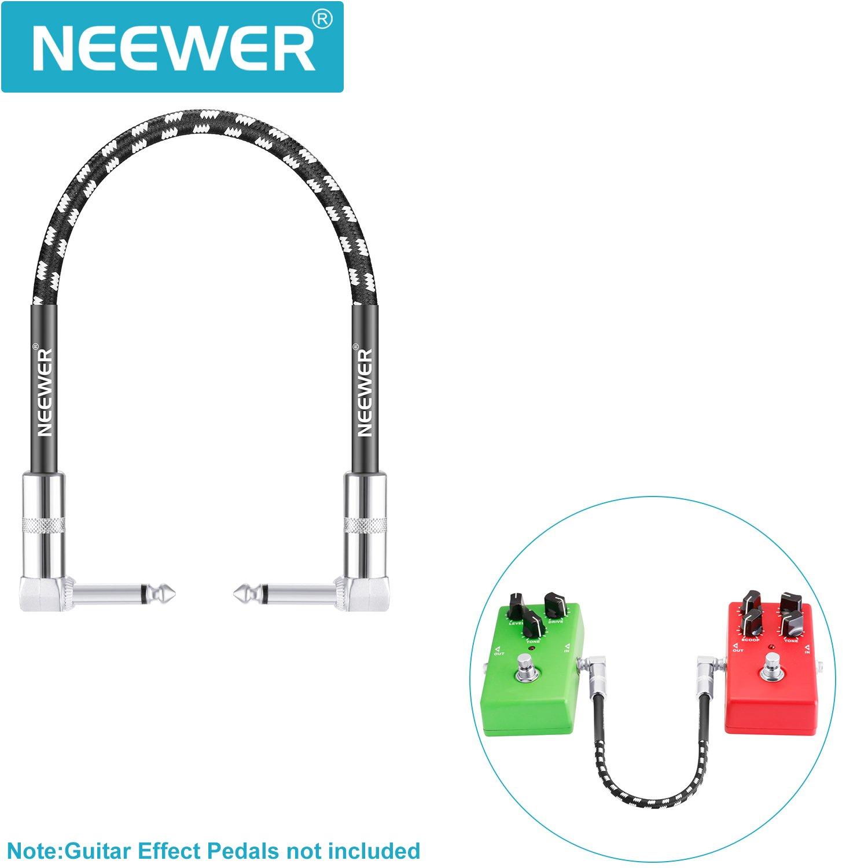 Neewer® 6 Paquete 1 Pie Cable De Conexión Con 1/4