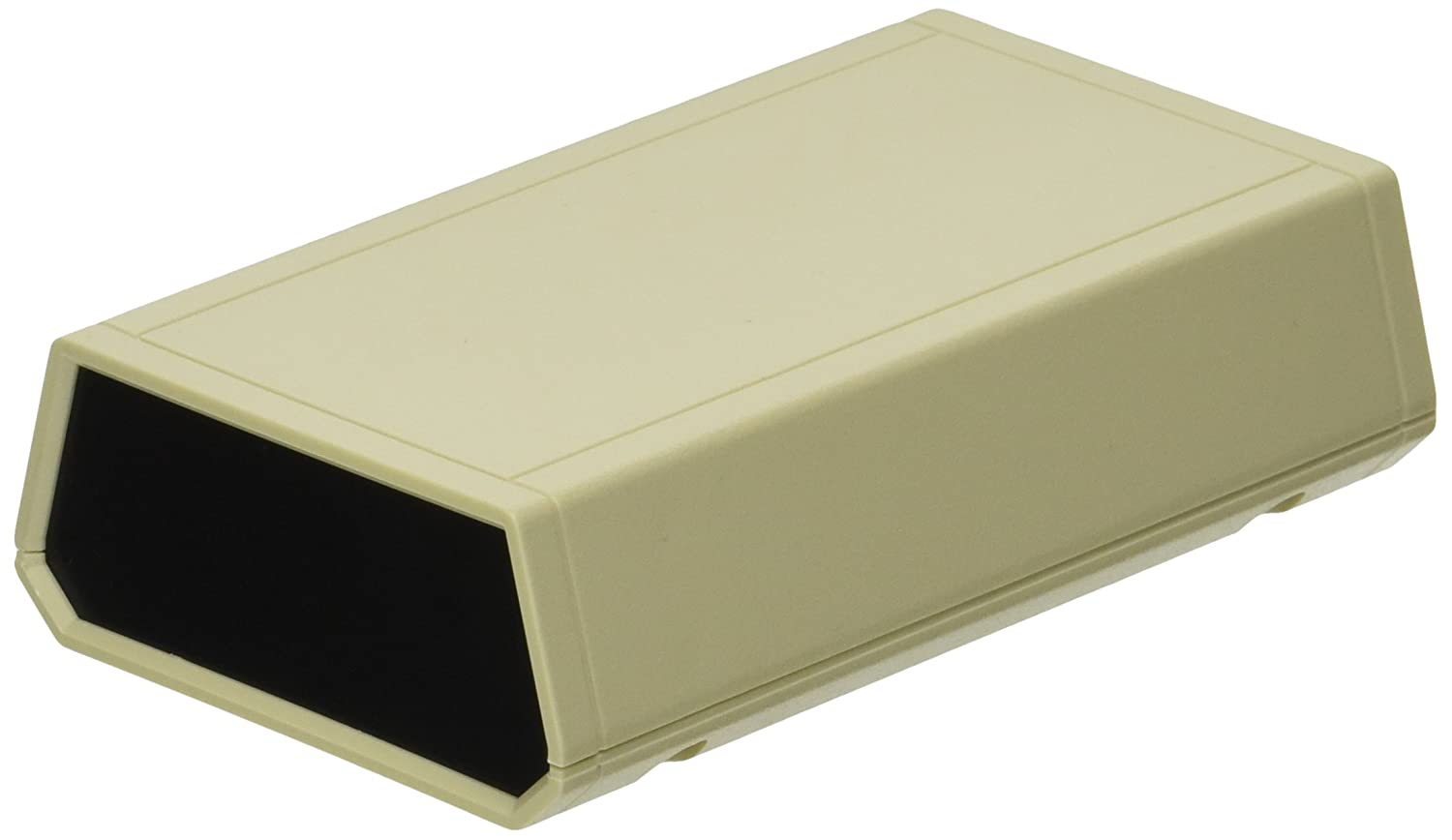 Almond Serpac A21 ABS Plastic Enclosure 4-1//4 Length x 2.60 Width x 1-1//8 Height