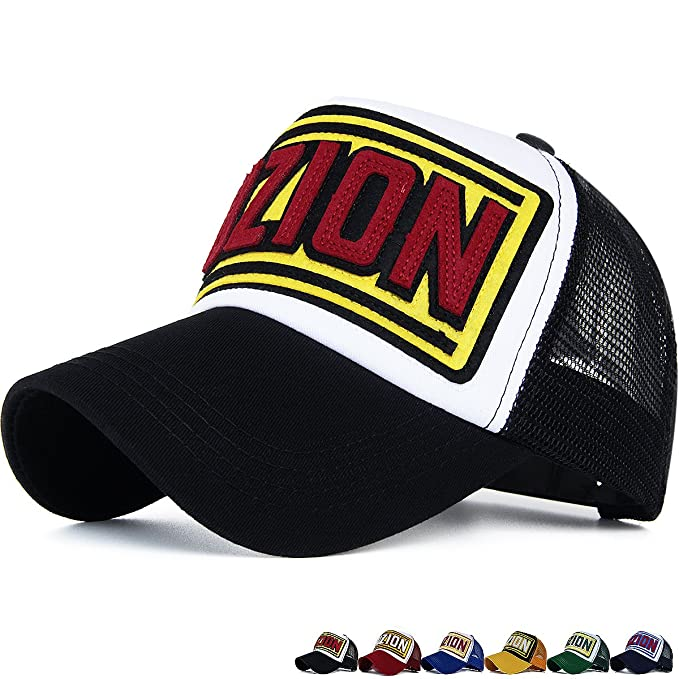 974bf03a8 REDSHARKS Unisex Baseball Cap Hip Hop Beach Trucker Golf Travel Hat ...