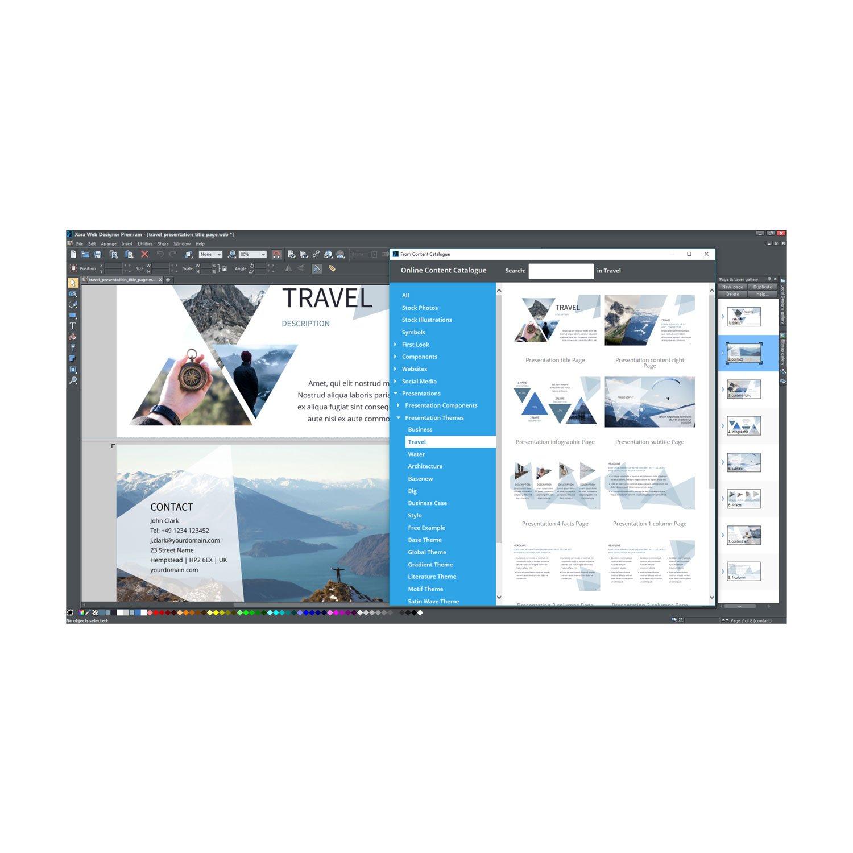 Magix Web Designer Premium | Version 15 | Professionelle Websites ...