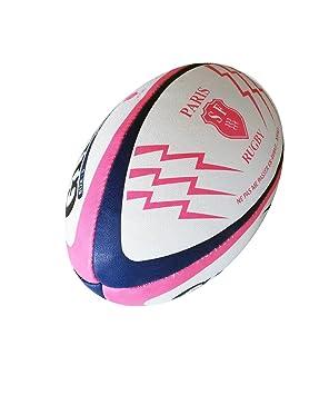 GILBERT Ballon de rugby REPLICA - Stade Français - Taille Mini ...