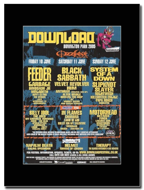 Amazon com: gasolinerainbows - Download Festival 2005
