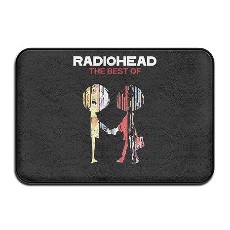 The Best Of Radiohead Doormat And Dog Mat 40cm 60cm Non