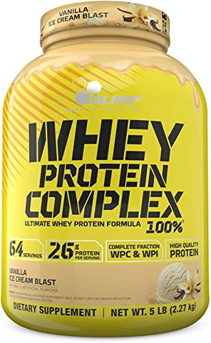 UCAN Performance Energy Protein Powder 26.5oz, 15 Servings – Whey Protein, Gluten Free, No Sugar Added Vanilla