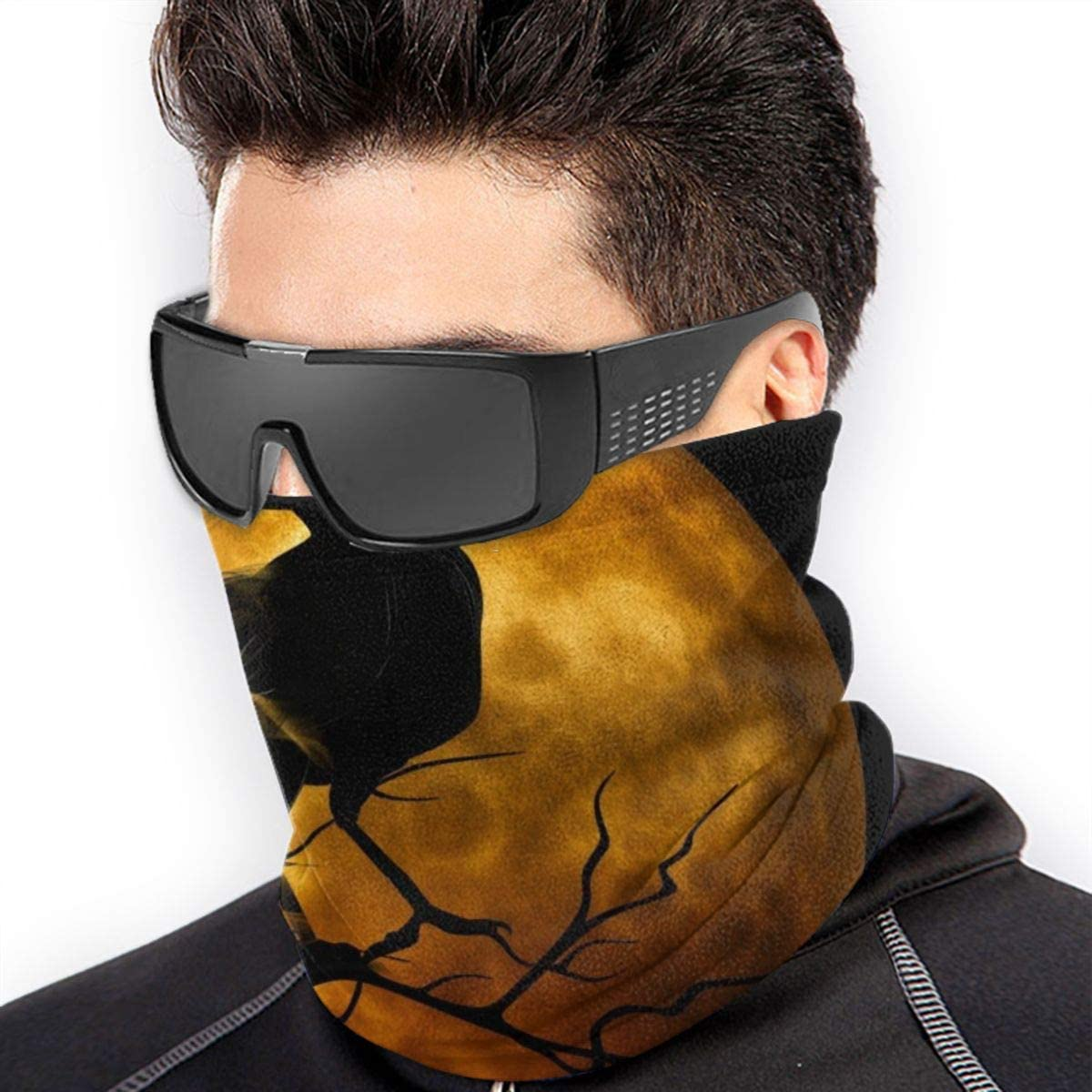 Winter Neck Gaiter Warmer Windproof Face Mask for Cold Weather Skiing Running