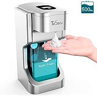 TeSecu 500ml Capacity Touchless Foaming Soap Dispenser