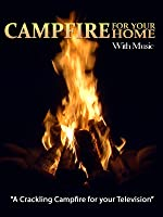Evening Crackling Campfire with Music - presented by Fireplace for your Home