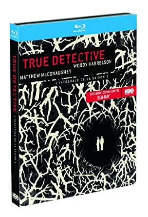 True Detective - Season 1 Limited Edition Steelbook Blu-ray