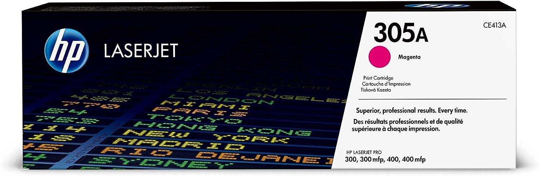 HP 305A | CE413A | Toner Cartridge | Magenta