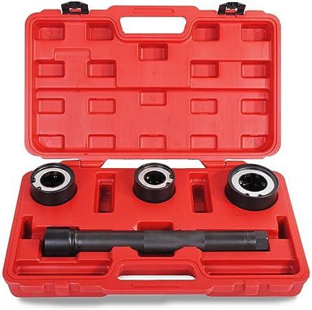 Mctech 3tlg Spurstangengelenk Werkzeug Satz Axialgelenk Spurstangen Schlüssel Abzieher Kit 30 Bis 35 Mm 35 Bis 40 Mm Und 40 Bis 45 Mm Durchmesser Motor Werkzeug Ausrüstung Auto