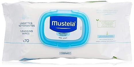 Mustela, Kit para baños (Toallitas) - 1 unidad