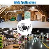 Led Garage Lights,60W E26/E27 6000LM with Motion