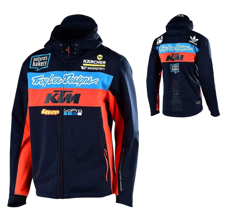 Troy Lee Designs Mens KTM Team Pit Jackets
