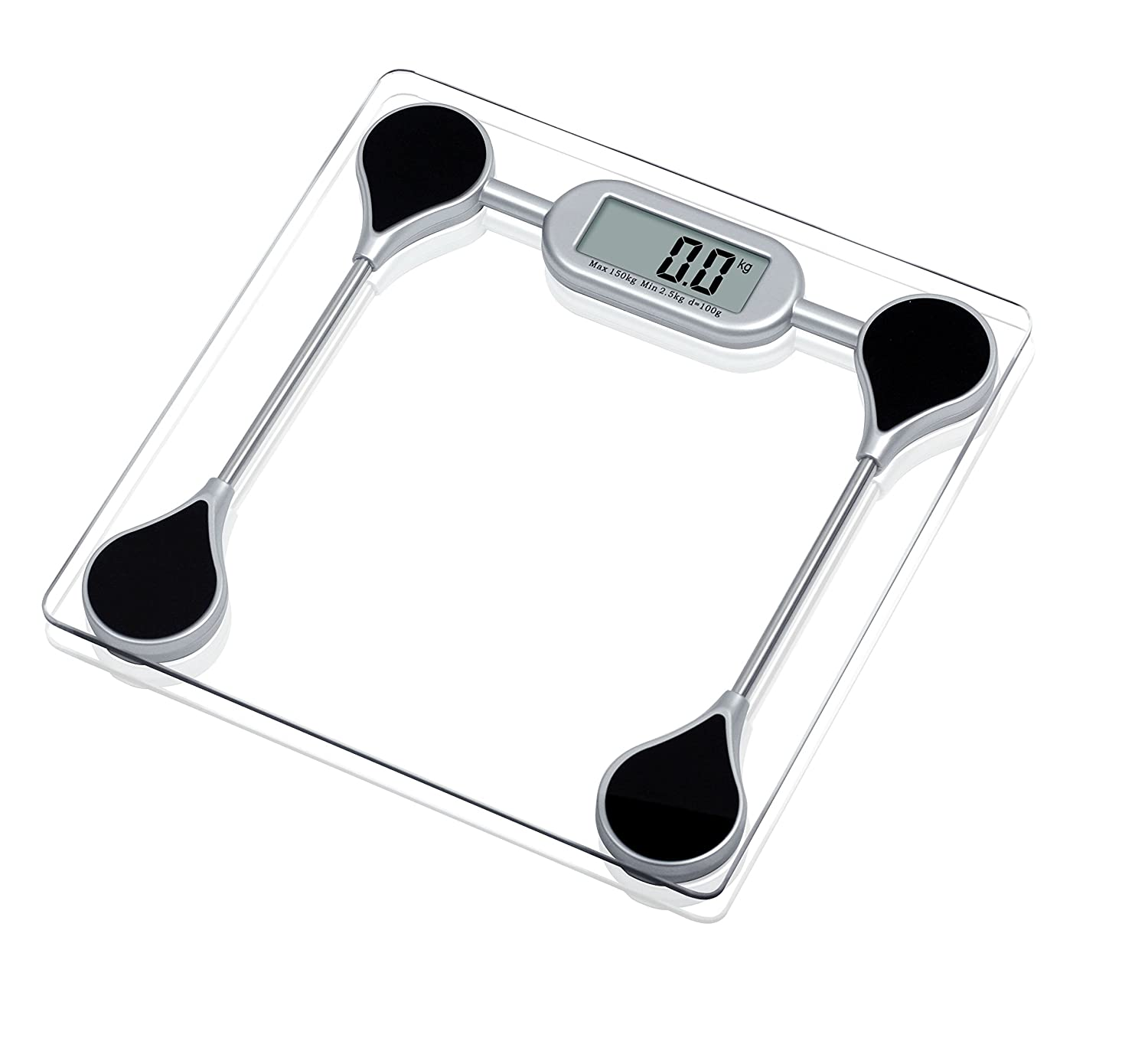 venus digital body weight personal weighing scale transparent rh amazon in bathroom weight scales amazon bathroom weight scales digital