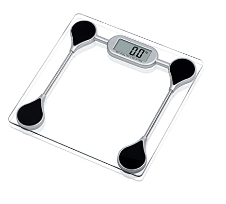 b386b53306 Venus Digital Body Weight Personal Weighing Scale (Transparent)  Amazon.in   Health   Personal Care