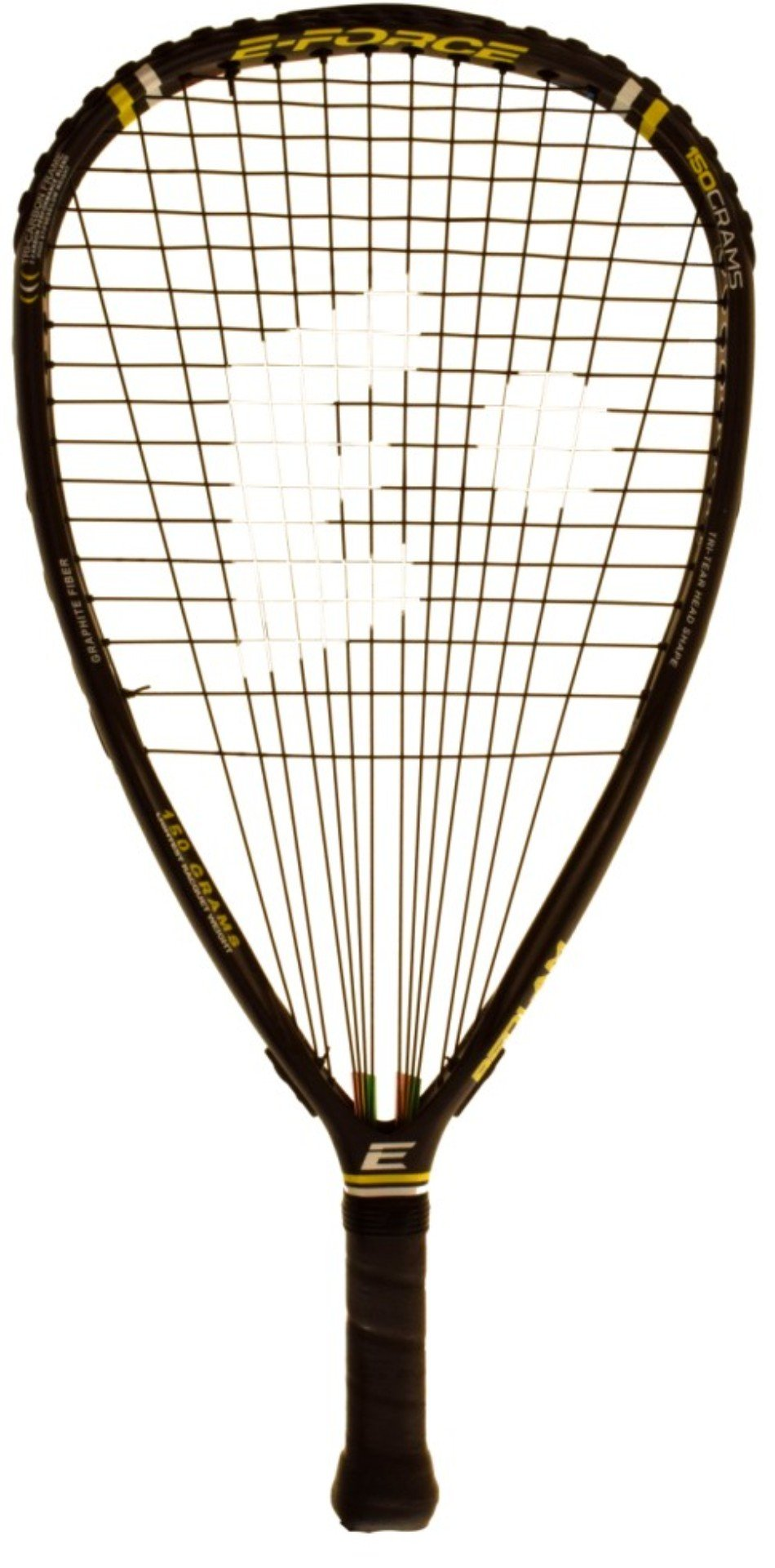 E-Force Bedlam STUN 150 Racquetball Racquet - One Color 3 5/8