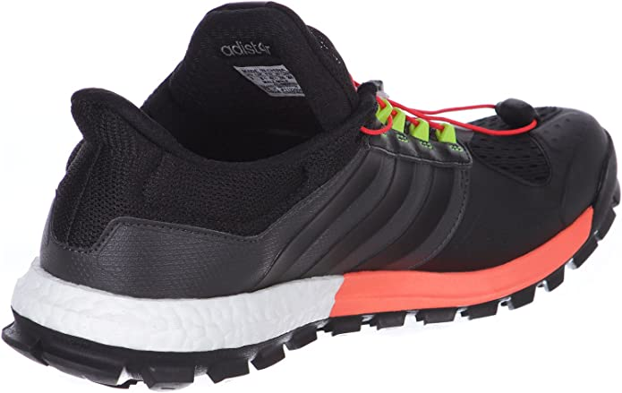 escaldadura Galantería Tercero  Amazon.com | adidas Adistar Raven Boost Trail Running Shoes - AW15-13 -  Black | Running