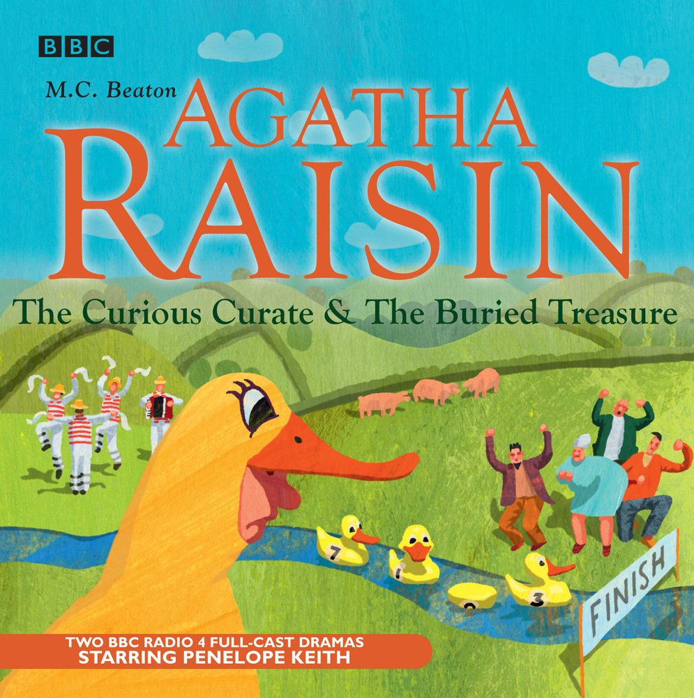 Read Online Agatha Raisin: The Curious Curate & The Buried Treasure Vol 3 (v. 3) pdf epub