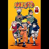 Full Collection Fantasy Manga: Naruto Vol. 16 (English Edition)