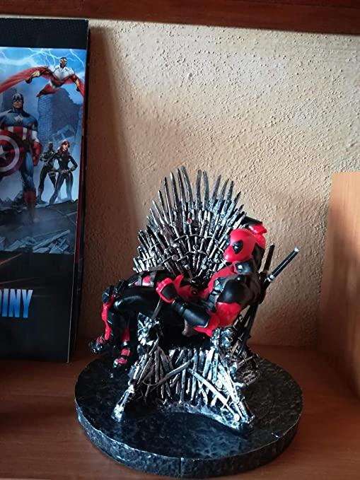 17cm The Iron Throne Game Of Thrones A Song Of Ice And Fire Figures Chair Model