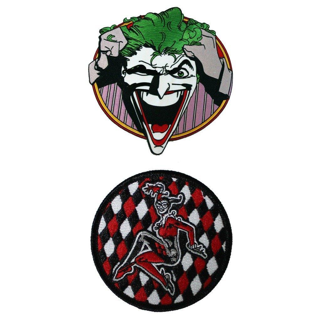 88c895da2f0 Comics justice league the joker harley quinn pack patch gift set clothing  jpg 1024x1024 Joker themed