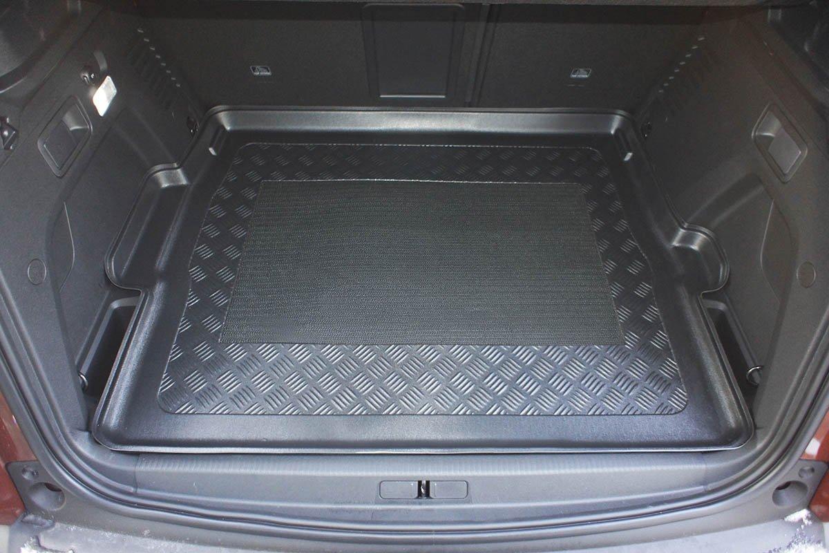 Utilizzo*: per Piano Baule Regolabile in Altezza tenuto in Posizione Alta 7295 MTM Vasca Baule su Misura cod Protezione Bagagliaio con Antiscivolo Specifica per la Tua Auto