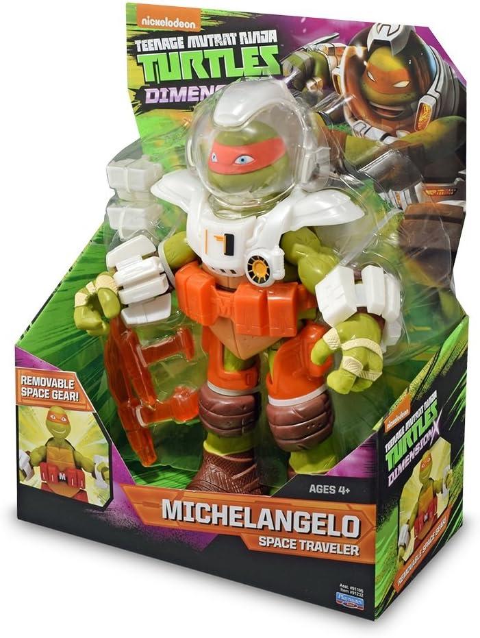 Tortugas Ninja Michelangelo 28 cm