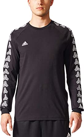 40634411aab アディダス トップス シャツ adidas Men s Tango Cage Long Sleeve T-Sh Black  並行輸入