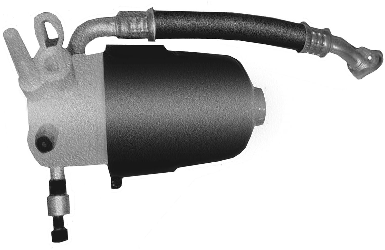 ACDelco 15-10644 GM Original Equipment Air Conditioning Accumulator 1510644ACM