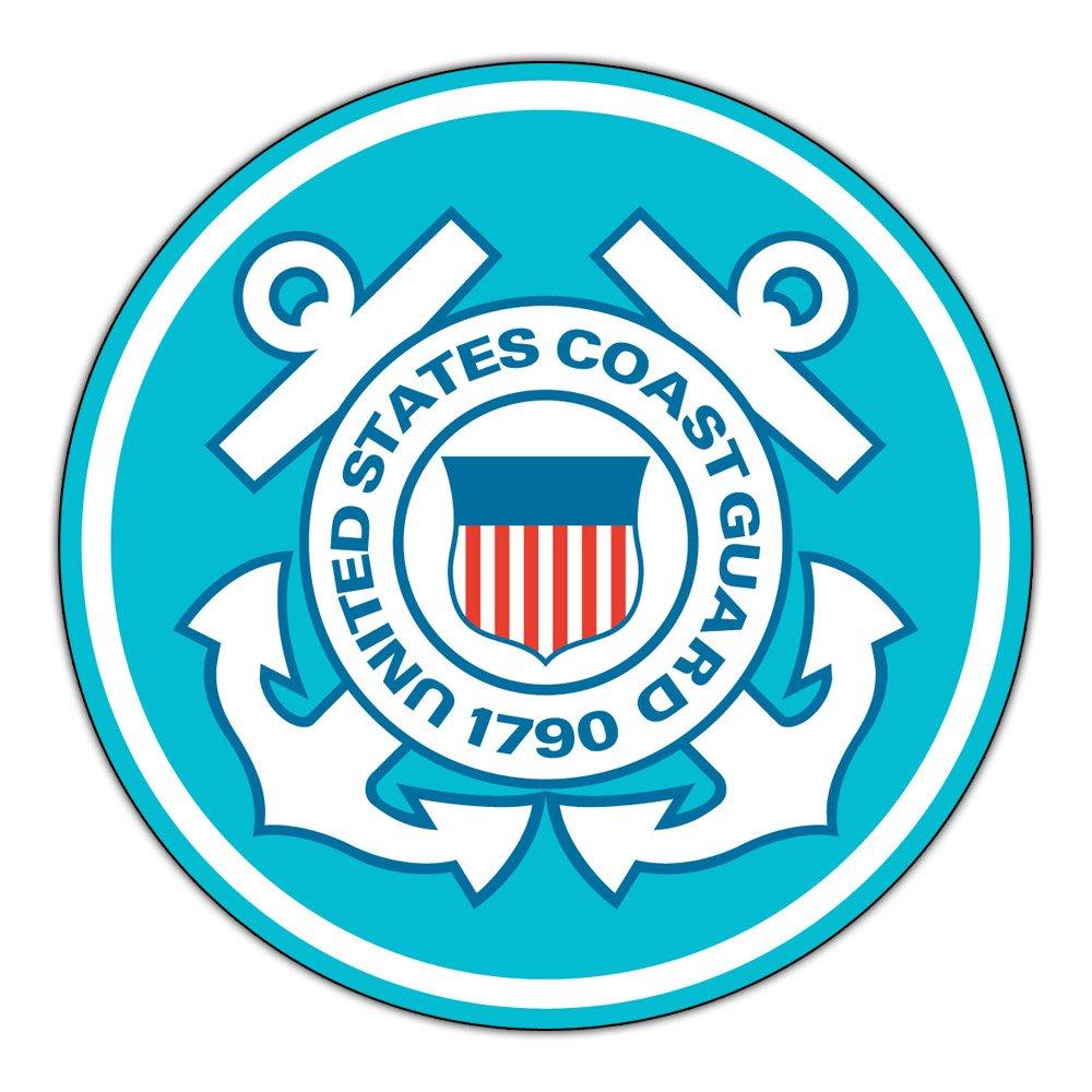 United States Coast Guard Logo Magnet