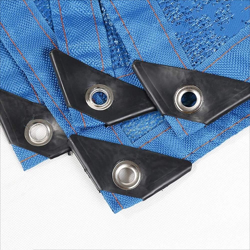 MILAYA JI JI JI Bin Shop® Sonnenschutzmittel Net Blau Shade Net Verdickung Isolierung Net  (größe   3x8m) B07KFBD6QY Zeltplanen Sehr gute Farbe 406759