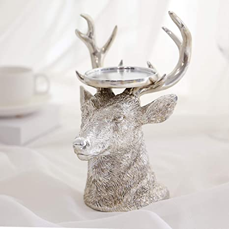 reindeer figure piece decoration