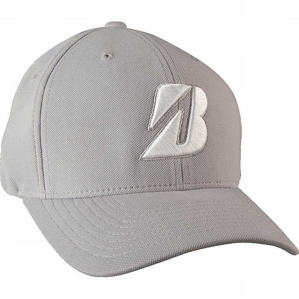 Bridgestone Water Repellent Golf Cap Unisex Grey One Size Fits All ...