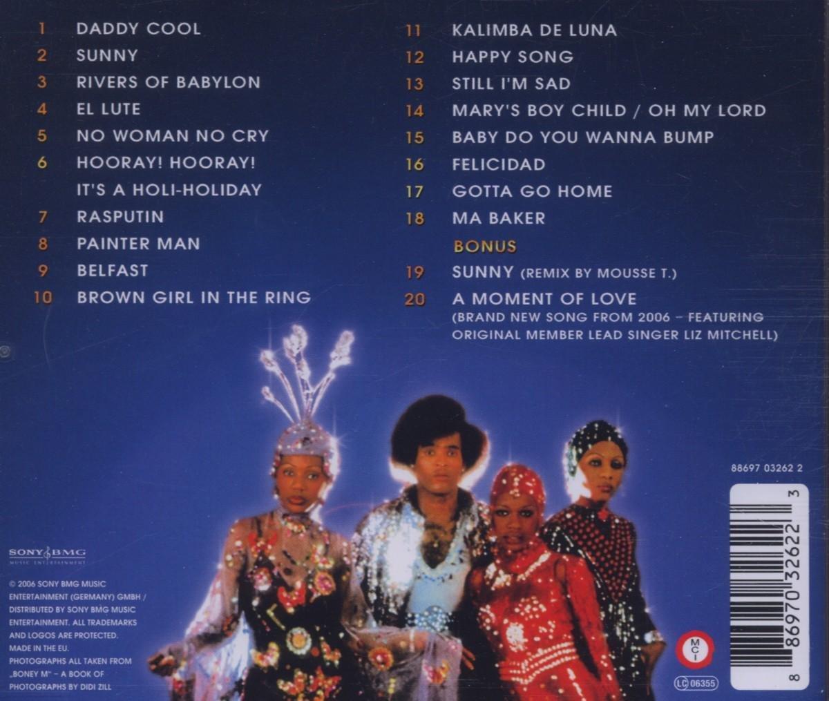 The Magic of Boney M. - Boney M.: Amazon.de: Musik