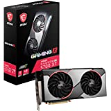 MSI Gaming Radeon RX 5700 XT 256-bit 8GB GDDR6 HDMI/DP Dual Fans Crossfire Freesync Navi Architecture Graphics Card (RX…