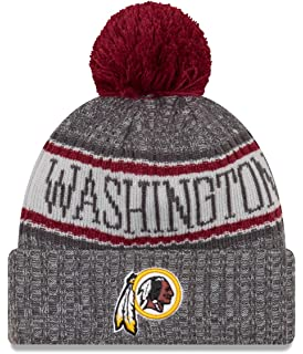 1eab9de34fe96f New Era NFL Washington Redskins 2018 Salute to Service Sideline Knit ...