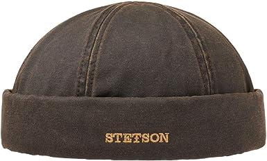 Stetson Gorro Docker Old Cotton Winter Hombre - de Invierno con ...