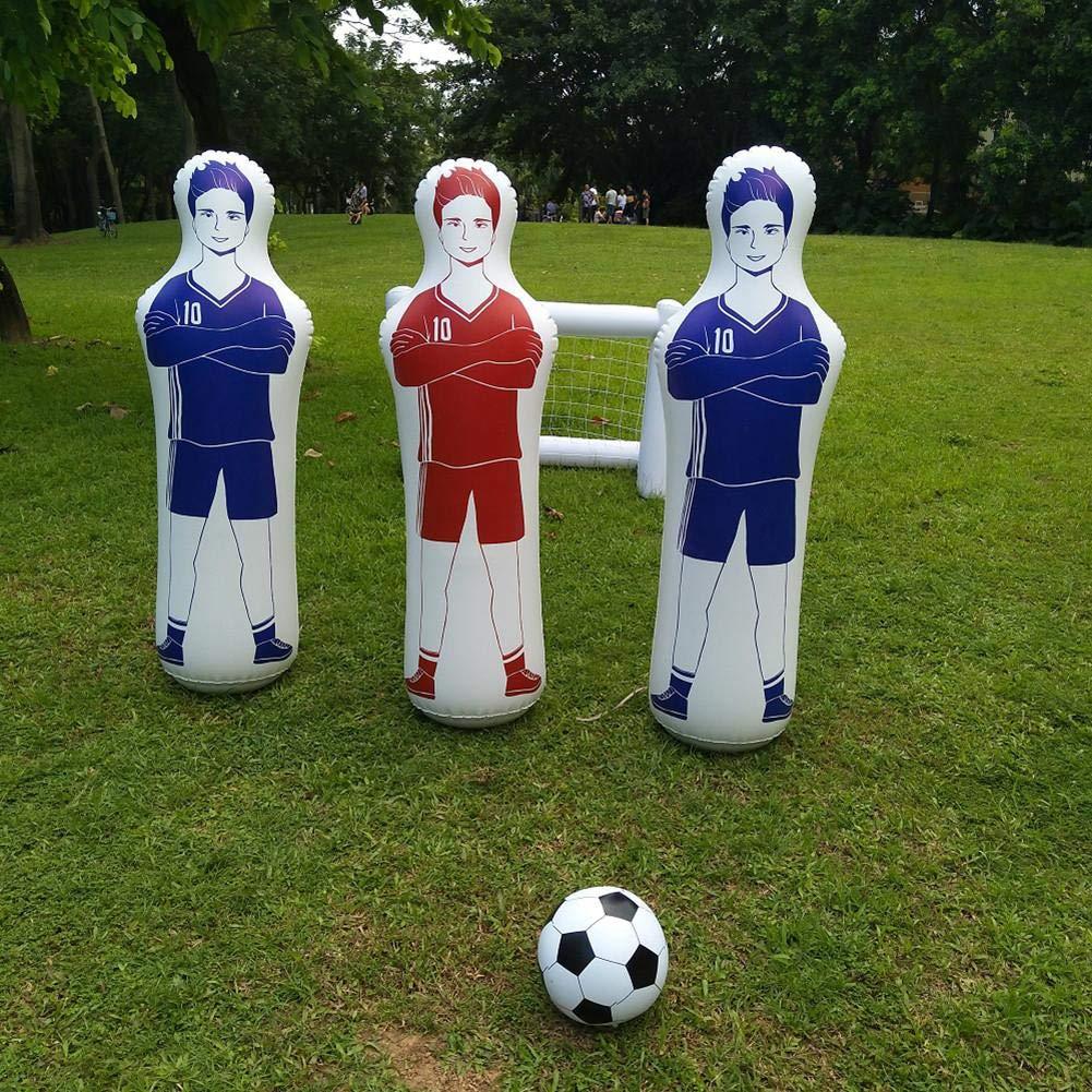 Hinchable Entrenamiento Fútbol, Gol Keeper Columna Soporte ...
