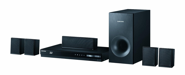 Samsung HT-H4500R 5.1 3D Blu-ray-Heimkinosystem (500W, Smart TV ...