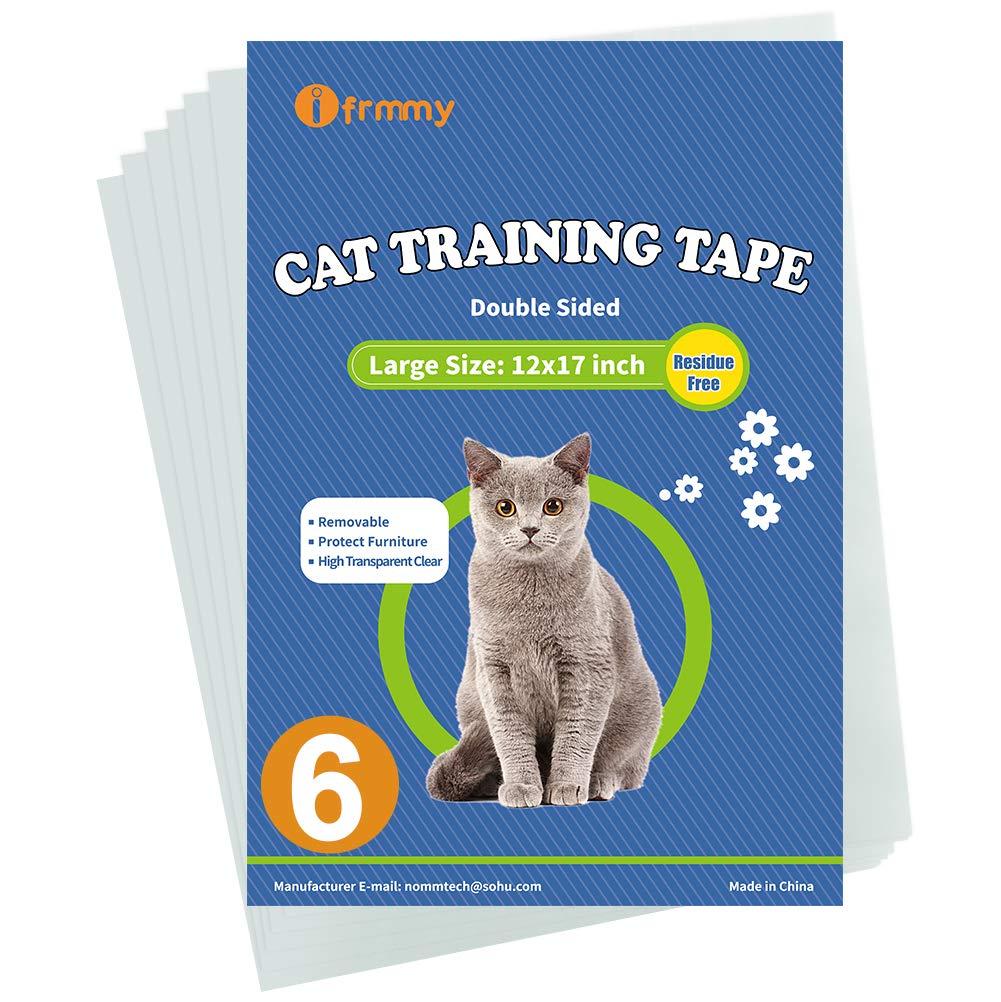 2.5 Inch Repellent Melca Cat Scratch Deterrent Sticky Tape 10 Yd