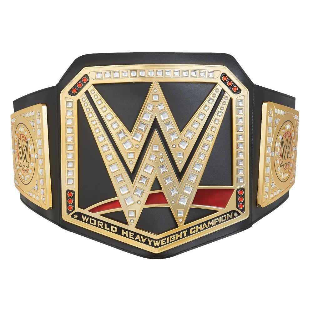 WWE World Heavyweight Championship Toy Title Belt by ToyMarket