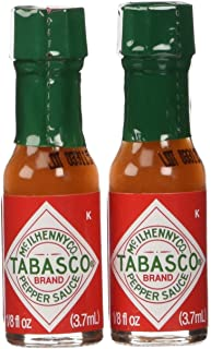 product image for TABASCO Original Red Miniatures 1/8 oz (2 Pack)