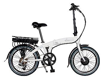 """Viking Diamo aleación 16 """"plegable eléctrico bikelightweight marco de aleación 7spd 36 V 8"""